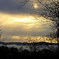 Cloudy Sunrise 2 by Teresa Mucha