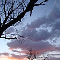 Cloudy Sunset Two by Ana Villaronga