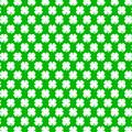 Clover Titled  - Pattern by Kathleen Sartoris