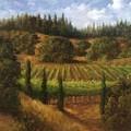Cloverdale Vines by Gail Salitui