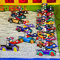 Clown Car Racing Game by Garry Gay