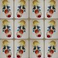 Clown by Chikako Hashimoto Lichnowsky