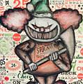 Clown Nightmare by Amber O'Brien
