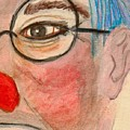 Clown With Glasses by Thomas J Norbeck