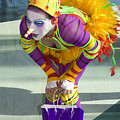 Clowness by Carl Purcell