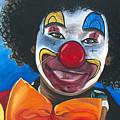 Clowning Around by Patty Vicknair