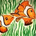 Clowning Fish by Spencer  Joyner