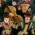 Clowns by Pol Ledent