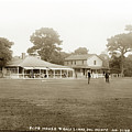 Club House And Golf Links, Old Del Monte, Monterey, California Circa 1920 by California Views Archives Mr Pat Hathaway Archives
