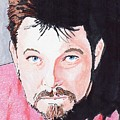 Cmd Riker by Bill Richards