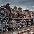Cn Locomotive 47 by Kristia Adams