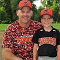 Coach Sodorff And Cody 9740 by Jerry Sodorff