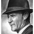 Coach Tom Landry by Greg Joens