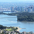 Coal Harbour by Victor K
