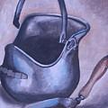 Coal Pail by Mikayla Ziegler