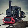 Coal Train by James Billings