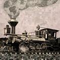 Coal Train To Kalamazoo by Kerri Ertman