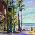 Coast Blvd La Jolla by Donald Maier
