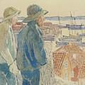 Coast Fishermen by Mark Carlson