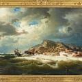 coast of Bohuslan by Marcus Larson