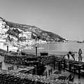 Coast Of Dubrovnik by Lance Sheridan-Peel