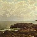 Coast Off Grand Manan by Alfred Thompson Bricher