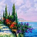 Coast by Olha Darchuk