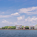 Coastal Area Of Charleston by Cecilius Concepcion