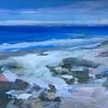 Coastal Blues by Janis Commentz
