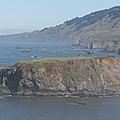 Coastal Butte by Gregory Jeffries