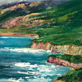 Coastal Coves by Sally Seago