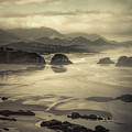 Coastal Dawn by Don Schwartz