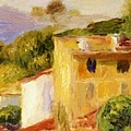 Coastal Landscape 1904 by Renoir PierreAuguste