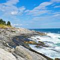 Coastal Maine by Anna Serebryanik