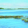 Coastal River by Susan Hanna