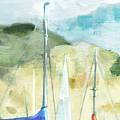 Coastal Sails by Mauro DeVereaux