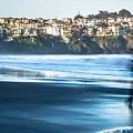 Coastal Scenes At Usa Pacific Coast by Alex Grichenko