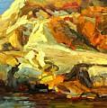 Coastal Study by Brian Simons