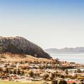 Coastal Tasmanian Town by Jorgo Photography - Wall Art Gallery