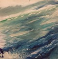 Coastal Waters by Gregory Dallum