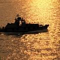 Coastguard Vessel by Yali Shi