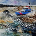 Coastguards by Pol Ledent