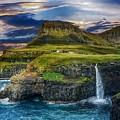 Coastline by Dawn Van Doorn