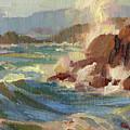 Coastline by Steve Henderson