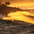 Coastline Sunset by Vince Cavataio - Printscapes
