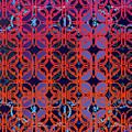 Cobalt Crimson by Ceil Diskin