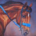 Cobalt Horse by JQ Licensing