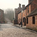 Cobbled Street by John Chatterley