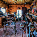 Cobbler's Shop, Gold King Mine, Arizona by Michael Newberry