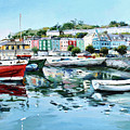 Cobh Harbour County Cork by Conor McGuire